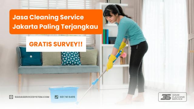 jasa cleaning service jakarta paling murah