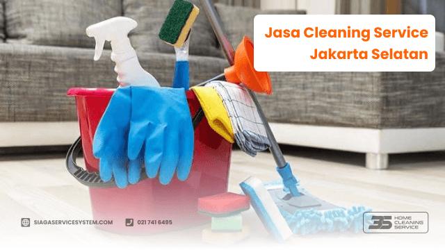 Jasa cleaning service Jakarta Selatan